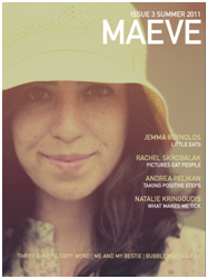 MAEVE Magazine Summer 2011