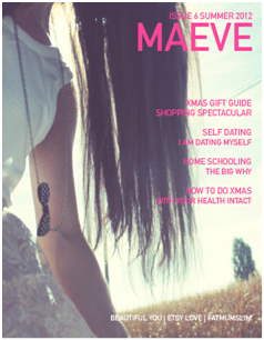 MAEVE Magazine Summer 2012