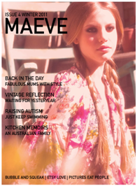 MAEVE Magazine Winter 2011