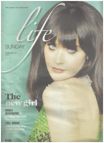 Sunday Life Magazine February 2012