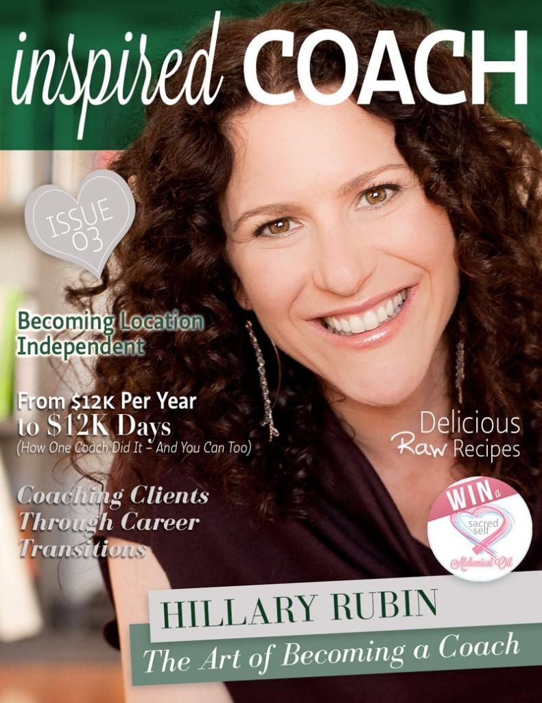 Hillary Rubin inspired COACH