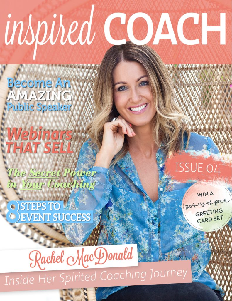 inspired COACH Rachel MacDonald