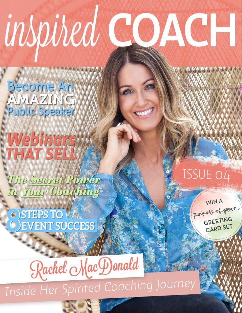 inspired COACH Rachel MacDonald