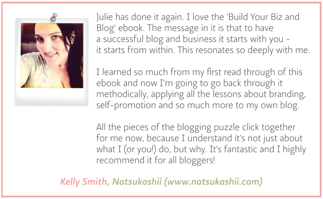 Testimonial - Kelly Smith - Natsukashii