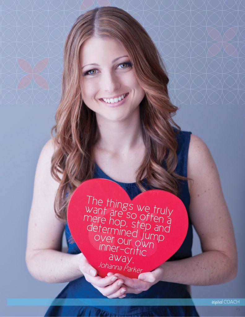 Johanna Parker Heart Sparks