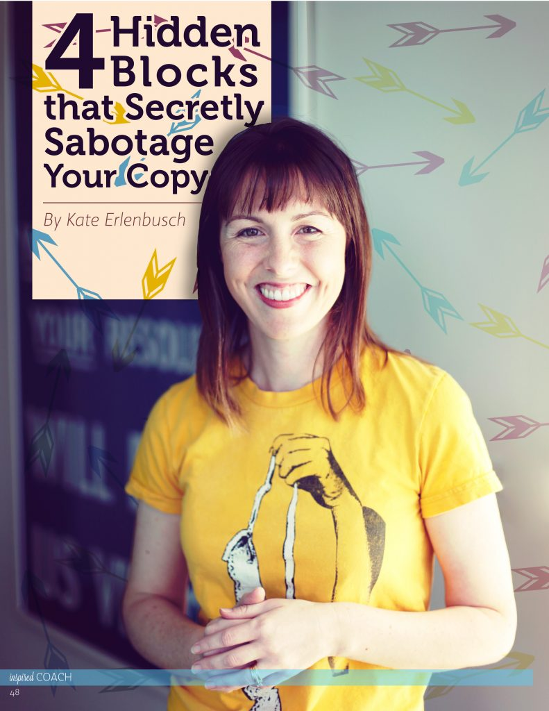 Kate Erlenbusch Word Love Copywriter