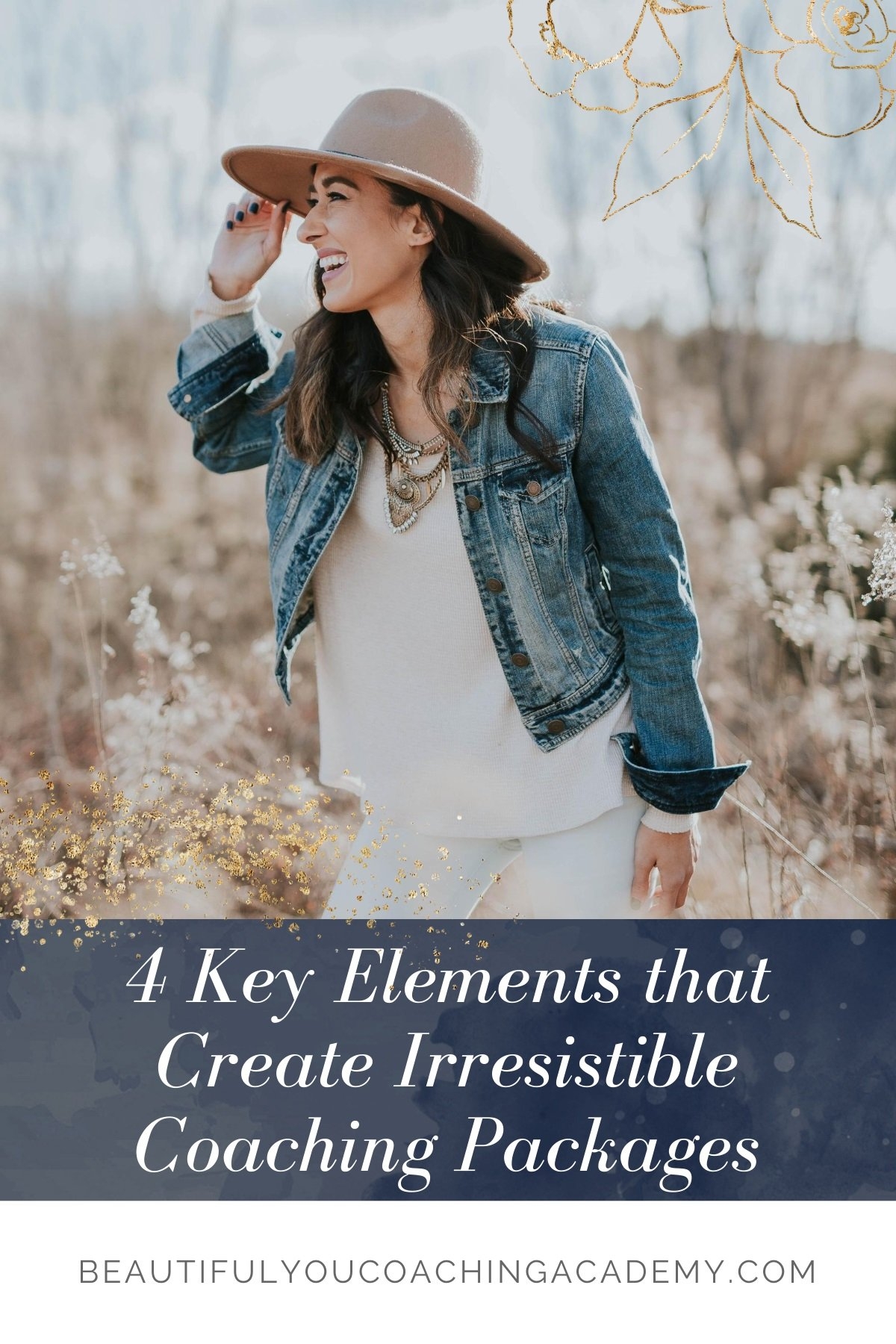 4 Key Elements that Create Irresistible Coaching Packages